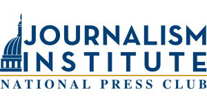 Logo of the National Press Club's Journalism Institute